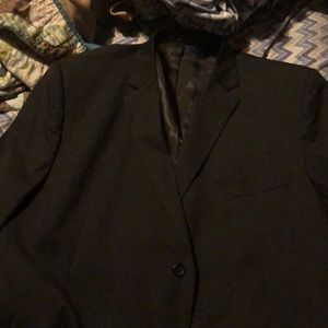 Other - Black or charcoal Grey men's suit jacket